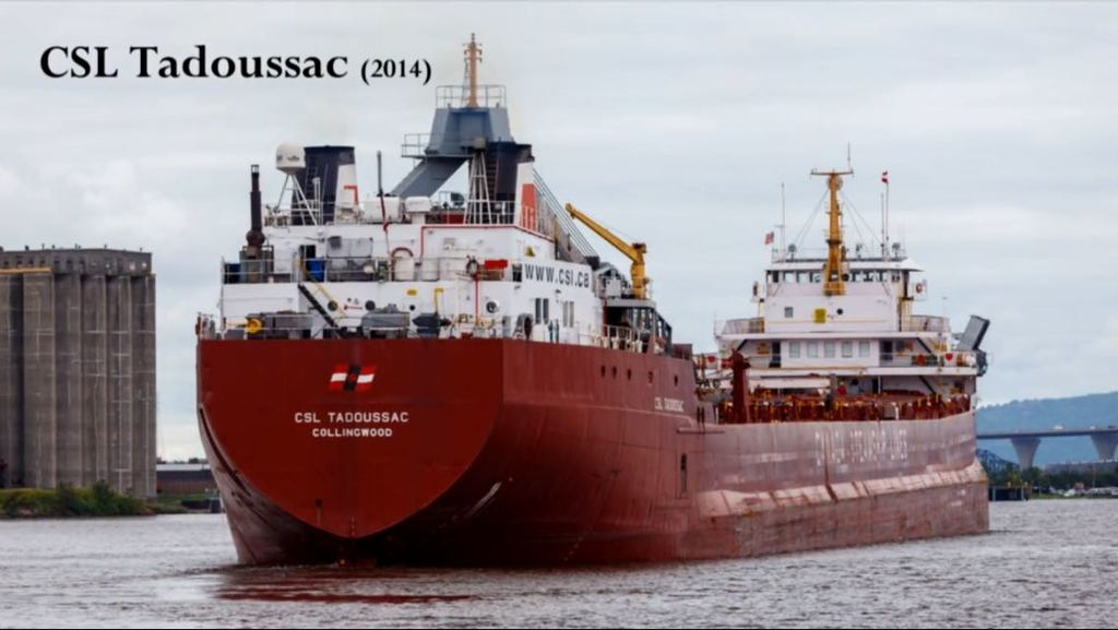 picture of great lakes ship: CSL Tadoussac