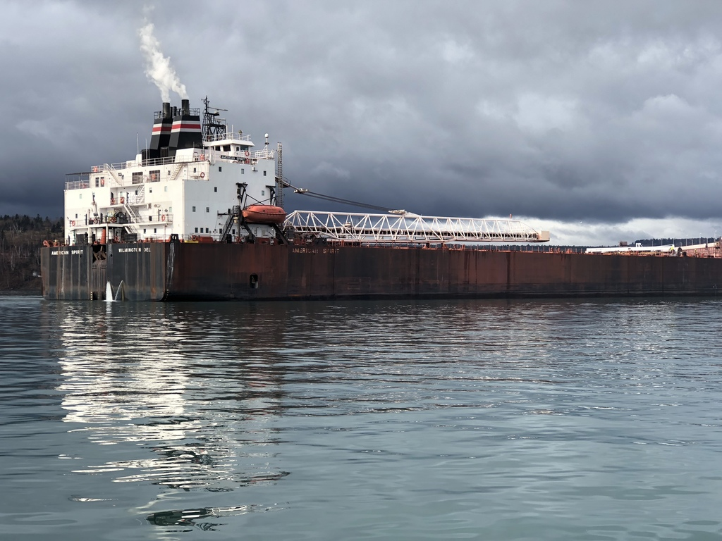 picture of great lakes ship: American Spirit