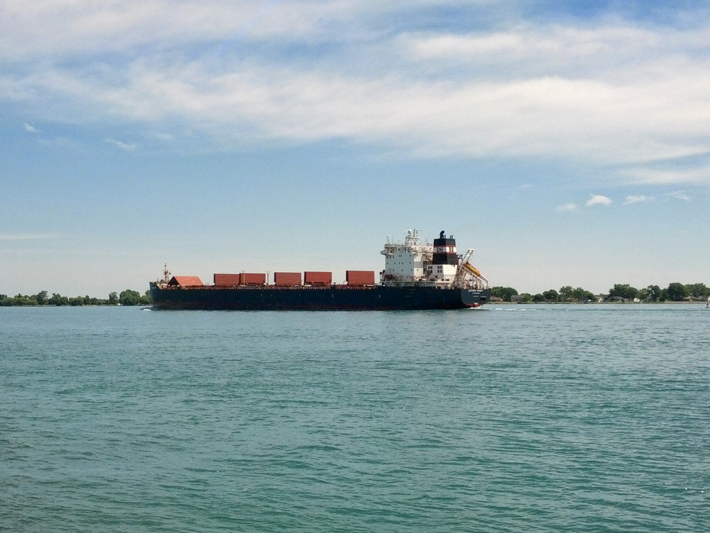 picture of great lakes ship: Algoma Spirit