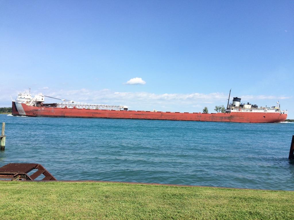 picture of great lakes ship: John G. Munson