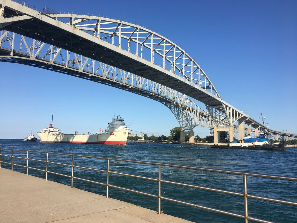 picture of great lakes ship: Paul H Townsend