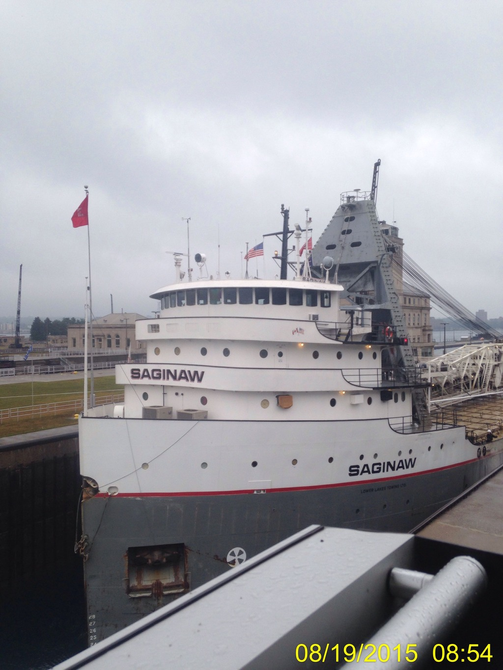 picture of great lakes ship: Saginaw