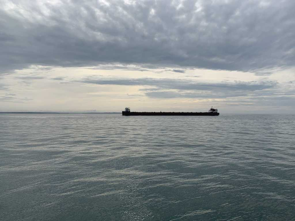 picture of great lakes ship: Stewart J. Cort