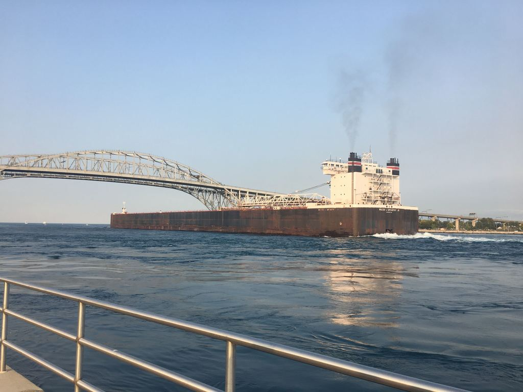 picture of great lakes ship: Walter J. McCarthy, Jr.