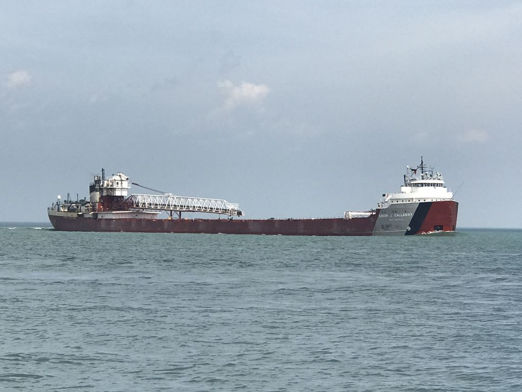 picture of great lakes ship: Cason J. Callaway