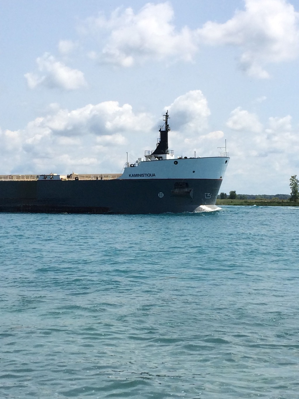 picture of great lakes ship: Kaministiqua