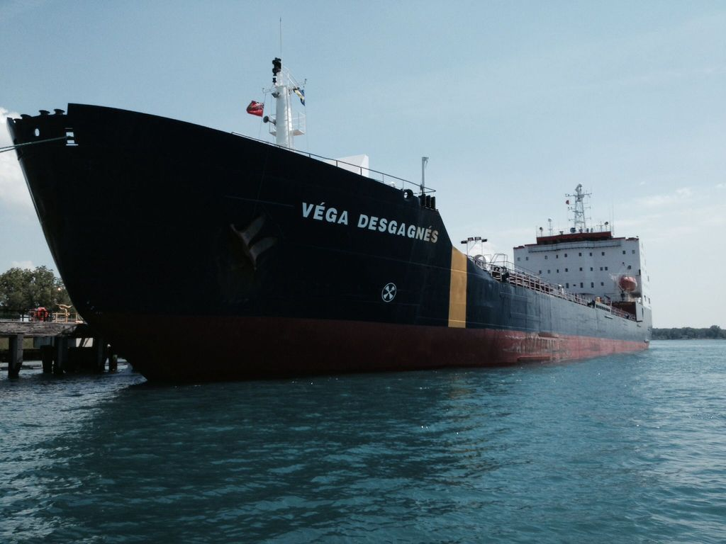 picture of great lakes ship: Vega Desgagnes