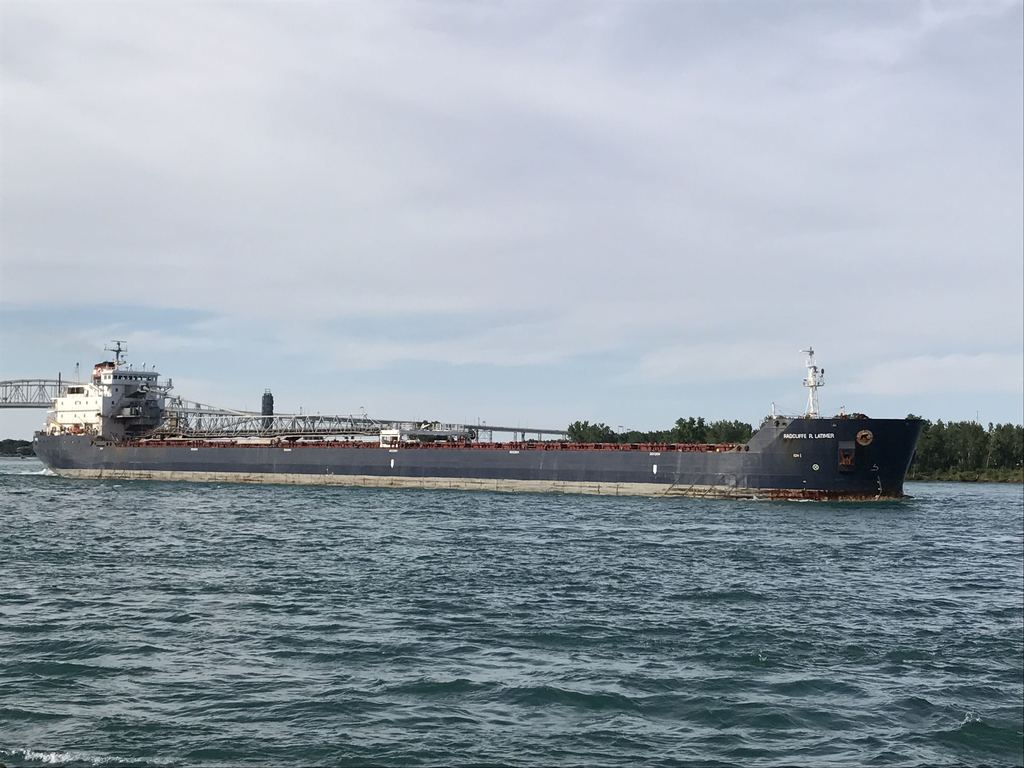 picture of great lakes ship: Radcliffe R. Latimer
