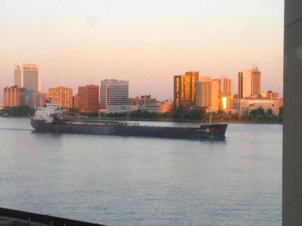 picture of great lakes ship: John B. Aird