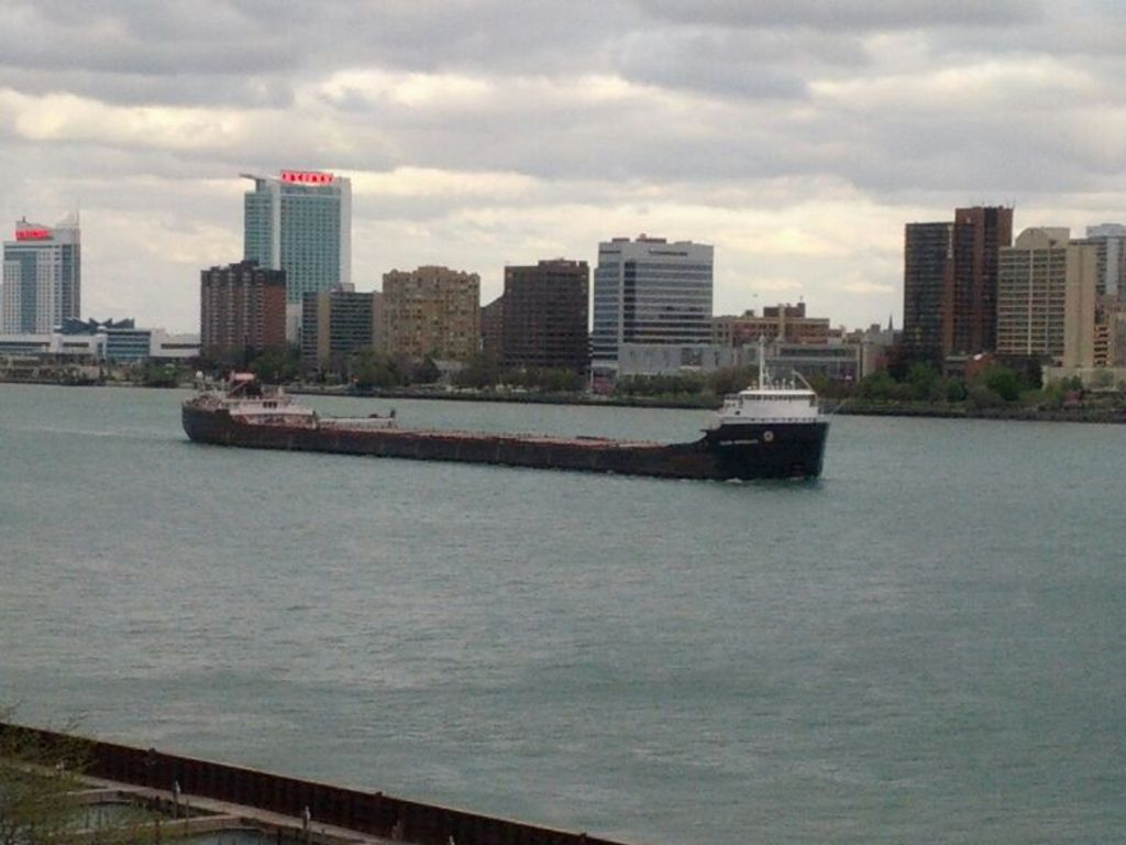 picture of great lakes ship: Algoma Montrealais