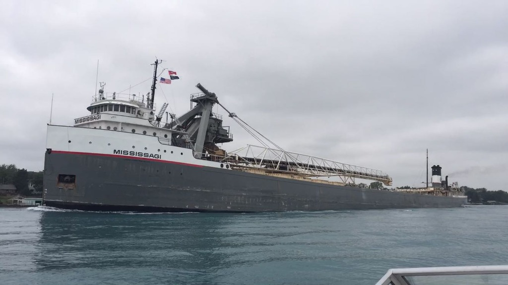 picture of great lakes ship: Mississagi