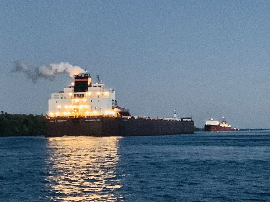 picture of great lakes ship: Paul R. Tregurtha
